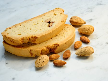 Mezzaluna Biscotti | Tuscany Almond