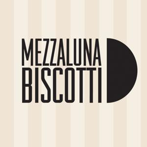 Mezzaluna Biscotti | The BEST Biscotti